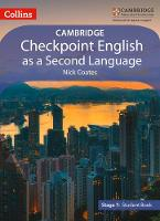 Cambridge Checkpoint English as a Second Language Student Book Stage 7 by Nick Coates
