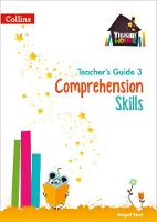 Comprehension Skills Teacher's Guide 3 by Abigail Steel