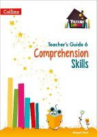 Comprehension Skills Teacher's Guide 6 by Abigail Steel