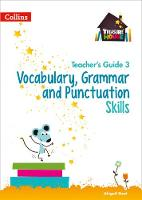 Vocabulary, Grammar and Punctuation Skills Teacher's Guide 3 by Abigail Steel