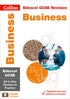 Edexcel Business All-in-One Revision and Practice by Collins GCSE