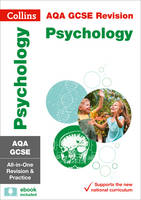 AQA GCSE Psychology All-in-One Revision and Practice by Collins GCSE, Jonathan Firth, Marc Smith