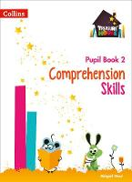 Comprehension Skills Pupil Book 2 by Abigail Steel