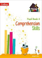 Comprehension Skills Pupil Book 4 by Abigail Steel