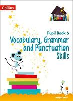 Vocabulary, Grammar and Punctuation Skills Pupil Book 6 by Abigail Steel