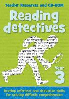 Year 3 Reading Detectives Teacher Resources and CD-ROM by Keen Kite Books