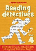 Year 4 Reading Detectives Teacher Resources by