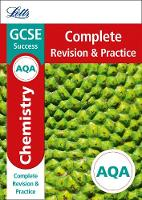 AQA GCSE Chemistry Complete Revision & Practice by Letts GCSE