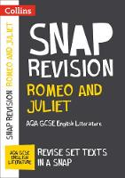 Romeo and Juliet: AQA GCSE English Literature Text Guide by Collins GCSE