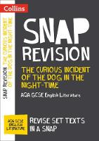 The Curious Incident of the Dog in the Night-time: AQA GCSE English Literature Text Guide by Collins GCSE