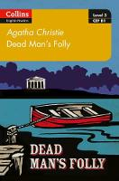 Dead Man's Folly B1 by Agatha Christie
