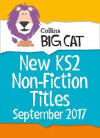 Key Stage 2 September 2017 New Non-Fiction Titles Set by