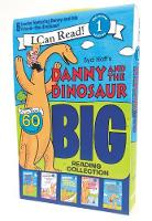 Danny and the Dinosaur: Big Reading Collection 5 Books Featuring Danny and His Friend the Dinosaur! by Syd Hoff