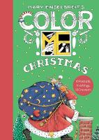 Mary Engelbreit's Color ME Christmas Book of Postcards by Mary Engelbreit