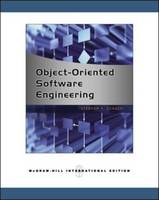 Object-oriented Software Engineering by Stephen R. Schach