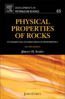 Physical Properties of Rocks Fundamentals and Principles of Petrophysics by Juergen Schon