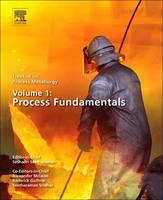 Treatise on Process Metallurgy, Volume 1: Process Fundamentals by Seshadri Seetharaman