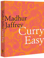 Cover for Curry Easy by Madhur Jaffrey