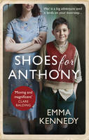 Cover for Shoes for Anthony by Emma Kennedy