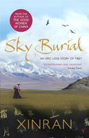 Cover for Sky Burial by Xinran