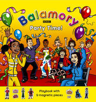 Party Time! Magnet Book by
