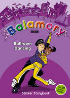 Ballroom Dancing Sticker Storybook by