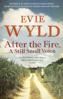 Cover for After the Fire, A Still Small Voice by Evie Wyld