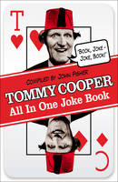 Cover for Tommy Cooper All in One Joke Book Book Joke, Joke Book by Tommy Cooper