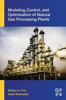 Modeling, Control, and Optimization of Natural Gas Processing Plants by William A. (Business Consultant, Invensys Operations Management, USA) Poe, Saeid (Gas Processing Consultant, UAE) Mokhatab