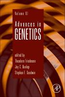 Advances in Genetics by Theodore (School of Medicine, University of California at San Diego, USA) Friedmann