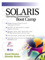 Solaris Cookbook by David Rhodes, Dominic Butler