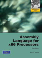 Assembly Language for X86 Processors International Version by Kip R. Irvine