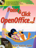 Point and Click Openoffice.Org by Robin Miller