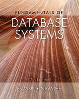 Fundamentals of Database Systems by Ramez Elmasri, Shamkant B. Navathe