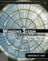 Windows System Programming by Johnson M. Hart
