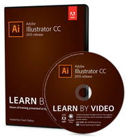 Adobe Illustrator CC Learn by Video by Chad Chelius