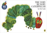 Cover for The Very Hungry Caterpillar by Eric Carle