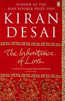 Cover for The Inheritance of Loss by Kiran Desai
