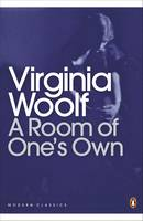 Cover for A Room of One's Own by Virginia Woolf