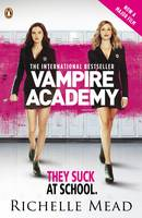 Cover for Vampire Academy by Richelle Mead