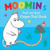 Moomin's Seek and Find Finger-Trail book by Tove Jansson