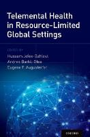 Telemental Health in Resource-Limited Global Settings by Hussam (Yale School of Medicine Department of Psychiatry) Jefee-Bahloul