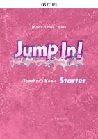 Jump In!: Starter Level: Teacher's Book by Mari Carmen Ocete