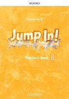 Jump In!: Level B: Teacher's Book by Vanessa Reilly