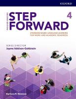 Step Forward 2e Student Book Level 4 (Us) by