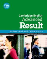 Cambridge English: Advanced Result Student's Book by