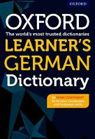 Oxford Learner's German Dictionary by