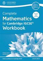 Complete Mathematics for Cambridge IGCSE (R) Workbook by Ian Bettison, Mathew Taylor