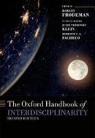 The Oxford Handbook of Interdisciplinarity by Robert Frodeman