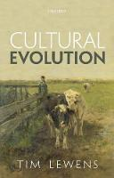 Cultural Evolution Conceptual Challenges by Tim (Clare College, Cambridge) Lewens